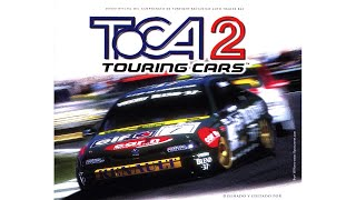 TOCA 2 TOURING CAR - GAMEPLAY (PS1) - ePSXe