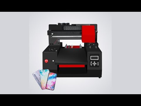 Briief introduction of A2 UV printer from Shenzhen Refinecolor Technology  Co.,ltd