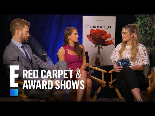 Nick Viall & Vanessa Grimaldi Dish on Secret Date Nights | E! Red Carpet & Award Shows