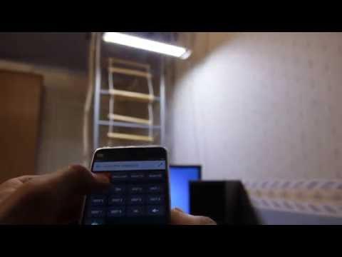 IR Remote MI5