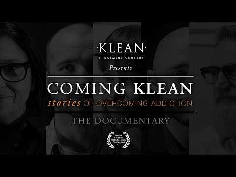 Coming KLEAN: Stories of Overcoming Addiction, The Documentary (Rated R)