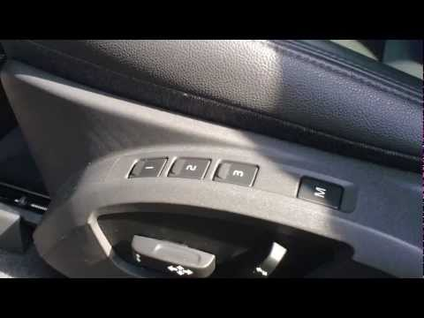 HOW TO OPERATE YOUR MEMORY SEATS ON A VOLVO