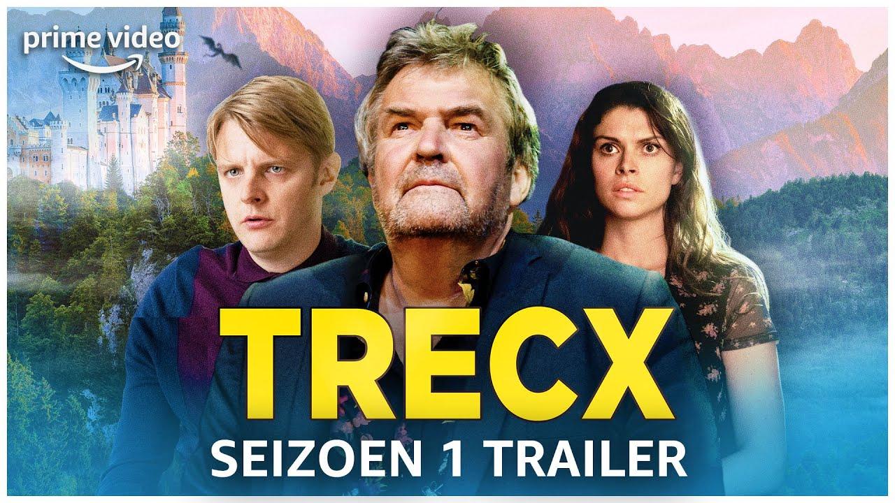 Van de makers van Jiskefet - TRECX Trailer | Amazon Prime Video NL