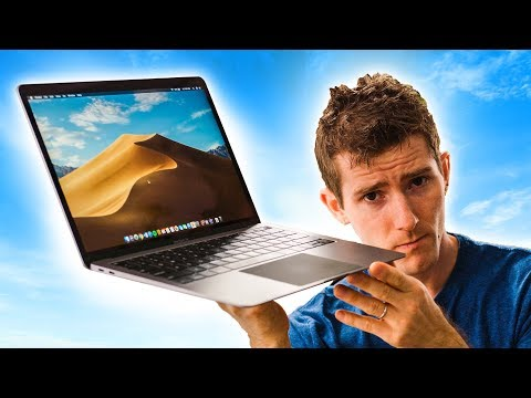MacBook Air 2018 – A PC Guy's Perspective