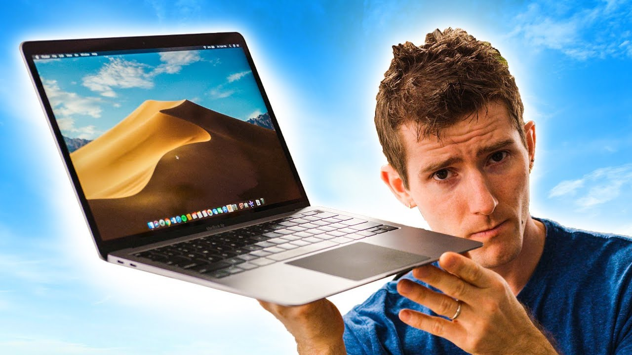 MacBook Air 2018 – A PC Guy's Perspective - LTT Official - Linus