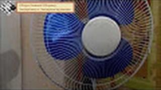 Обзор и Тест Напольного Вентилятора