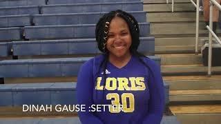Dinah Gause Volleyball