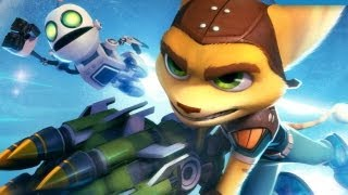 CGRundertow RATCHET & CLANK: FULL FRONTAL ASSAULT for PlayStation 3 Video Game Review
