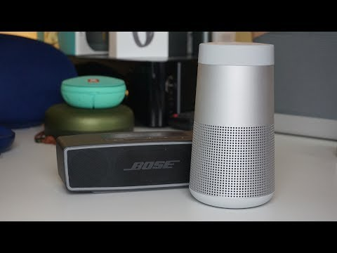 Bose Revolve vs Bose Soundlink Mini 2 - Quick comparison...