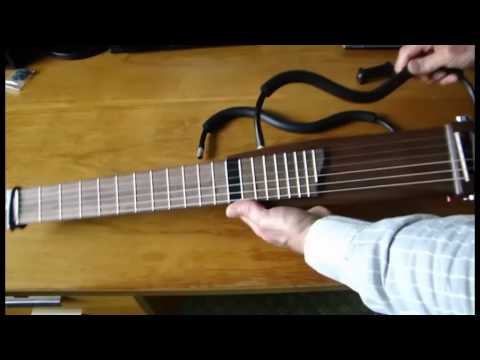 Amazing Small Folding Guitar !