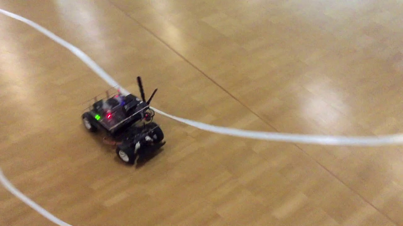 Self-Driving Miniature Car Race - Becoming Human: Artificial