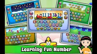 Count 1- 20 Numbers game on Andorid - Promotional video