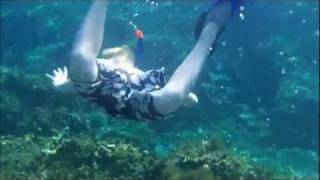 Snorkelling in Cyprus - Fontana Amorosa - Akamas