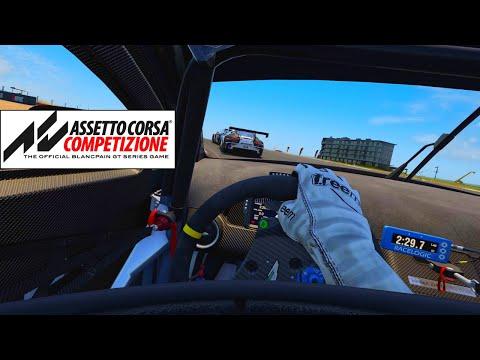 New Gameplay! | Intercontinental GT Pack - Mount Panorama Circuit (Australia) - Assetto Corsa C. |