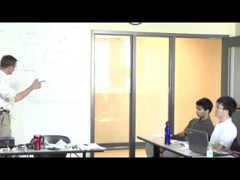 Quantum Error Correction - Raymond Laflamme - USEQIP 2011