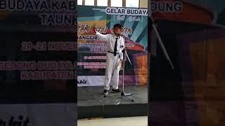 """Lomba Sajak Tingkat Kabupaten Soreang Bandung.   """"Seuneu Bandung"""""""