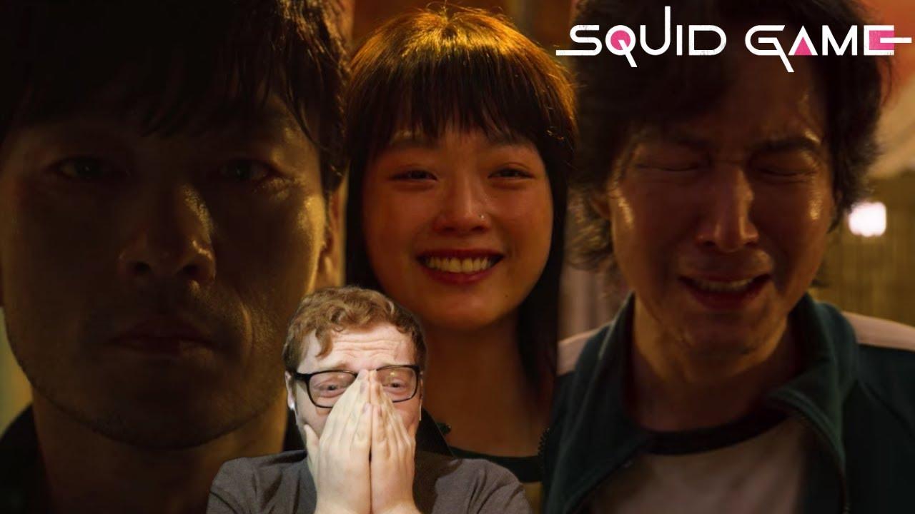 Download Squid Game Season 1 Episode 6 Gganbu Reaction