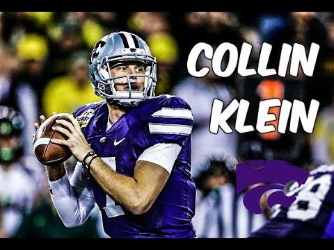 """Collin Klein    """"Optimus Klein""""    Senior Highlights"""
