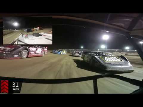 Merritt Speedway Late Model Feature 9-1-19