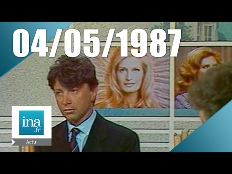 20h Antenne 2 du 04 mai 1987 - Mort de Dalida | Archive INA streaming vf