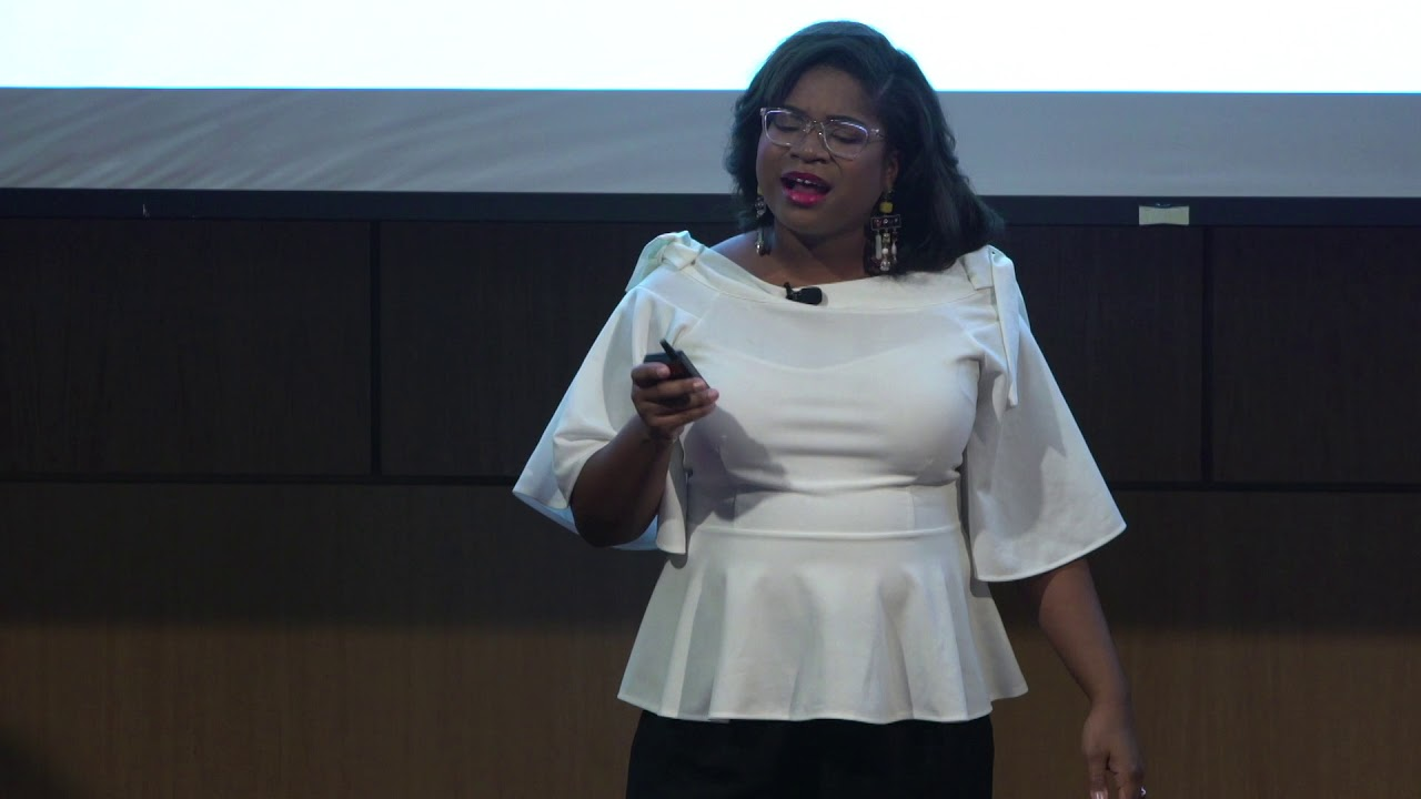 Paper doesn't matter. What you do with it does. | Racquel Lee | TEDxSMUWomen
