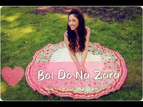 Bol Do Na Zara | Female Cover By Suprabha KV