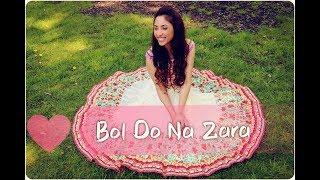 Bol Do Na Zara | Female Cover by Suprabha KV