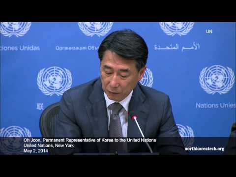 South Korean Ambassador to UN on DPRK missile launches