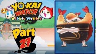 Yo-Kai Watch Wibble Wobble - Part 27 | Pride Shrimp Fusion + Noko Heart Attack! [English Gameplay]