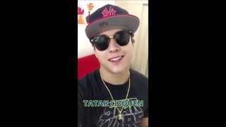 Enrique Gil: Day 2 of