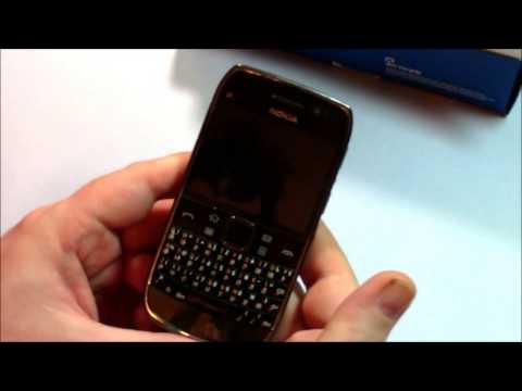 Nokia E6 шесть лет спустя (2011) - ретроспектива