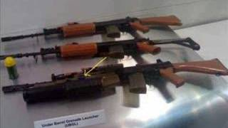 New Small Arms from DRDO & OFB.