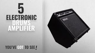 Top 10 Electronic Drums Amplifier [2018]: Coolmusic DK-35 35watts Personal Monitor Amplifier