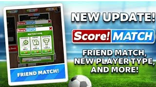 how to play score match  with friends screenshot 3