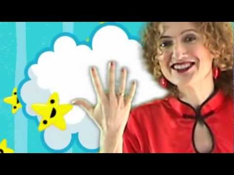 Cinco lobitos - Canciones infantiles - Preescolar