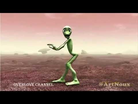 Animation Cartoon Dance. Dam He To Facito
