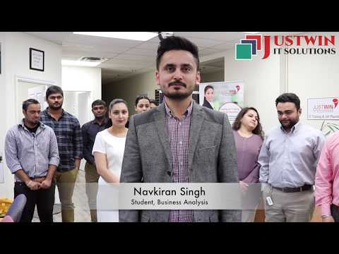 Business Analysis Job Training - JUSTWIN IT SOLUTIONS