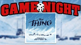 Game Night - The Thing!