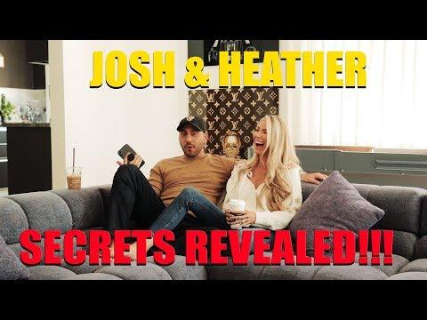 SECRETS REVEALED! | JOSH & HEATHER | EPISODE #004