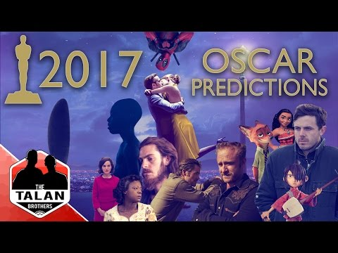 2017 Oscar Nominations/Prediction Discussion