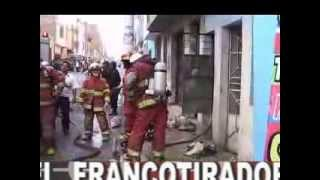 INCENDIO EN FRANCISCO ROSAS Nª236