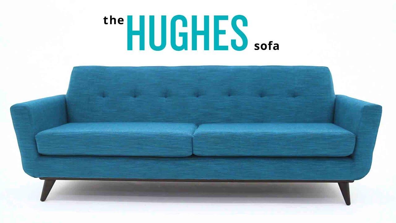 The Hughes Sofa By Joybird Furniture Youtube