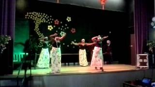 رقص من الكونغو