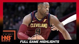 Cleveland Cavaliers vs New Orleans Pelicans 1st Half Highlights / Week 2 / 2017 NBA Season
