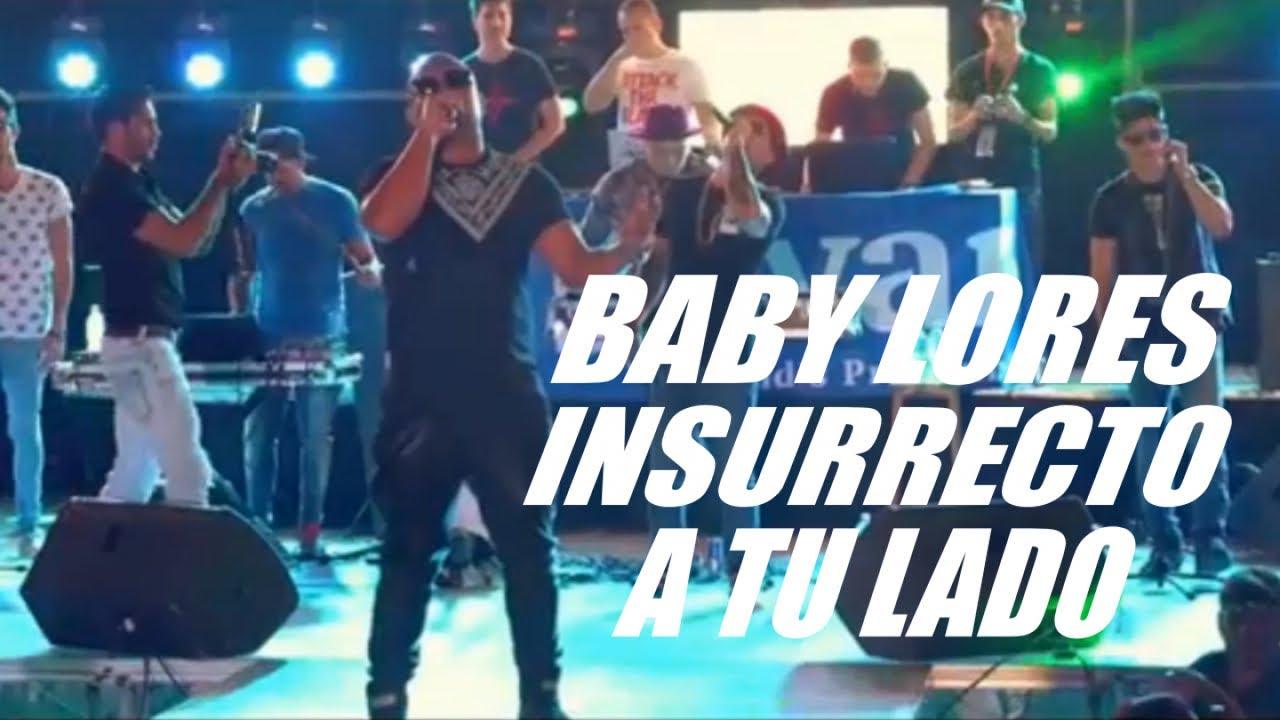 BABY LORES ❌ INSURRECTO - A TU LADO (OFFICIAL VIDEO) CUBATON @clan 537 oficial