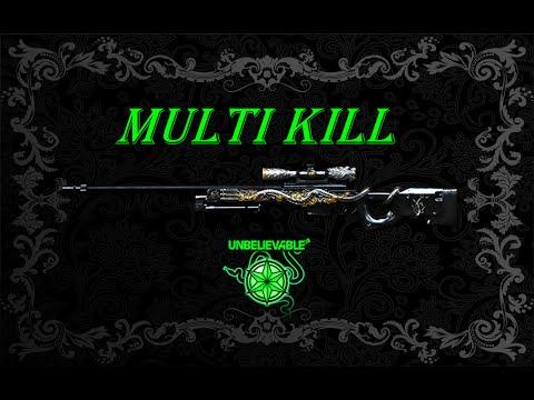 [CF]- Multi Kill #1