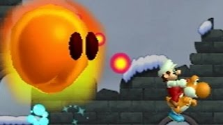 Newer Super Mario Bros Wii - All Bosses