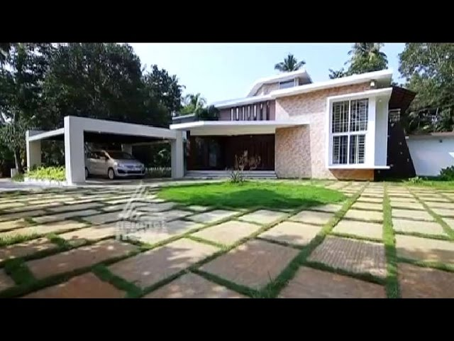 4500 SqFt Contemporary style 4 BHK home in Thrissur | Dream Home 3 Dec 2016