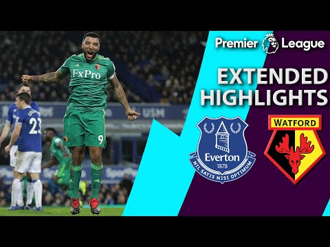 Everton v. Watford | PREMIER LEAGUE EXTENDED HIGHLIGHTS | 12/10/18 | NBC Sports