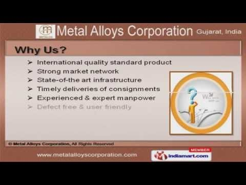 90/10 Copper Nickel by Metal Alloys Corporation, Jamnagar